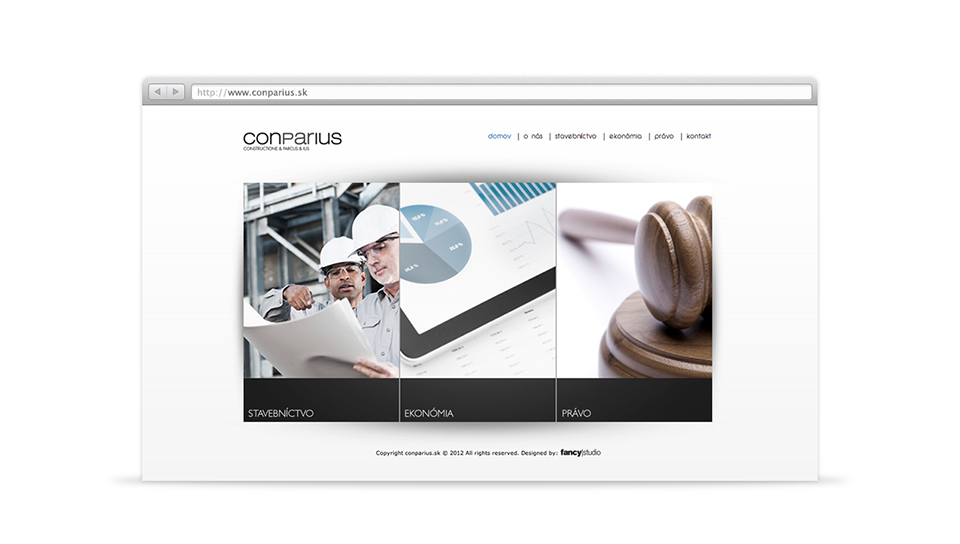 conparius -  web page